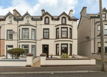Thumbnail 4 bedroom end terrace house for sale in Glenarm Road, Larne, County Antrim