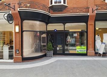 Thumbnail Retail premises to let in Unit 6, Royal Star Arcade, High Street, Maidstone, Kent