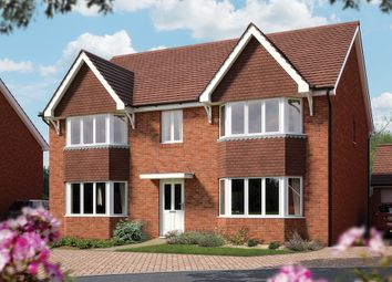 "Thumbnail 5 bed detached house for sale in ""The Ascot"" at Chalkers Lane, Hurstpierpoint, Hassocks"