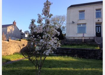 Thumbnail 4 bed semi-detached house for sale in School Road, Cwmllynfell