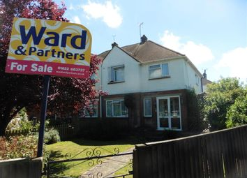 Thumbnail 3 bed semi-detached house for sale in Dorset Way, Maidstone, Kent