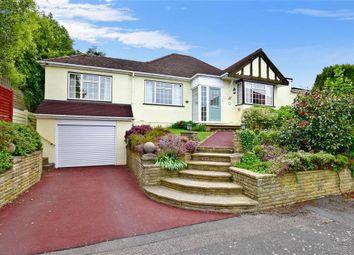 Thumbnail 4 bed detached house for sale in Fairfield Crescent, Tonbridge, Kent