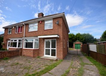 Thumbnail 3 bed semi-detached house to rent in Antrim Way, Scartho, Grimsby
