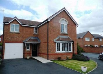 Thumbnail 4 bedroom detached house for sale in Larkspur Close, Crompton, Bolton