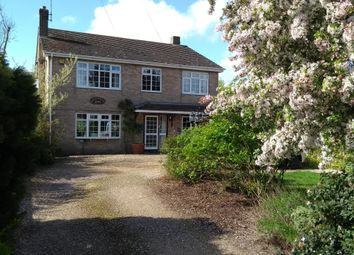Thumbnail 4 bed detached house for sale in Walnut Road Walpole St. Peter, Wisbech, Norfolk