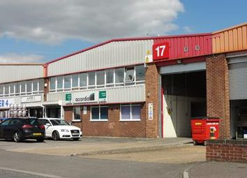 Thumbnail Commercial property for sale in 17 Kernan Drive, Loughborough, Leicestershire