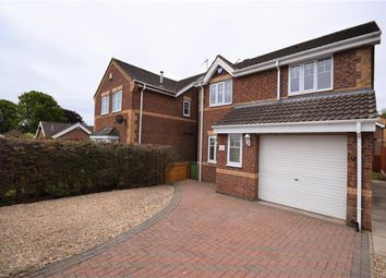 Thumbnail 3 bed detached house for sale in Thorntondale Drive, Bridlington
