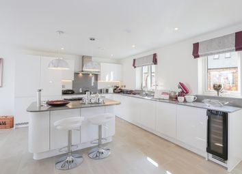 Thumbnail 4 bed semi-detached house for sale in Courtfield, Totnes