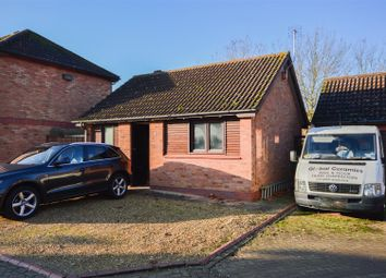 Thumbnail 1 bed detached bungalow for sale in Swallowfield, Werrington, Peterborough