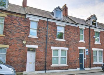 Thumbnail 6 bed terraced house for sale in Hunters Road, Spital Tongues, Newcastle Upon Tyne