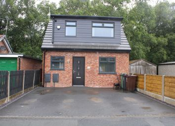 Thumbnail 1 bed detached house for sale in Turfland Avenue, Royton, Oldham