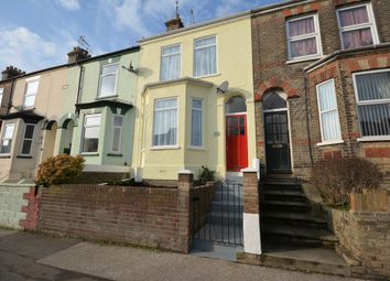Thumbnail 3 bedroom terraced house for sale in Rotterdam Road, Lowestoft
