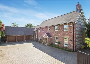 Thumbnail 5 bed detached house for sale in Gussage St Michael, Wimborne
