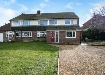 5 bed semi-detached house for sale in Shaston Crescent, Dorchester DT1