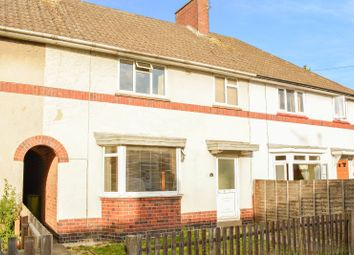 Thumbnail 3 bed town house for sale in Kendalls Avenue, Croft, Leicester