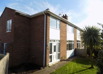 Thumbnail 4 bed semi-detached house to rent in Holmcroft Road, Stafford