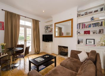 Thumbnail 1 bed flat to rent in Lambourn Road, Clapham, London