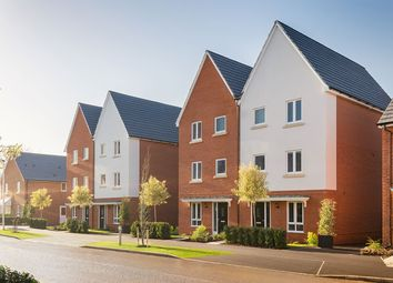 """Thumbnail 4 bed semi-detached house for sale in """"The Elm"""" at Hyde End Road, Shinfield, Reading"""
