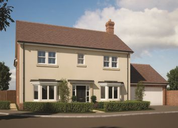 "Thumbnail 4 bed detached house for sale in ""The Killingsworth"" at Farnham Road, Odiham, Hook"