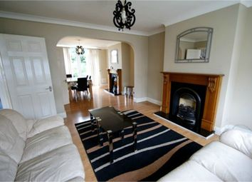 Thumbnail 3 bed semi-detached house to rent in Ballogie Avenue, Neasden, London