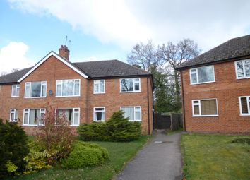 Thumbnail 2 bed maisonette to rent in Featherstone Crescent, Shirley, Solihull