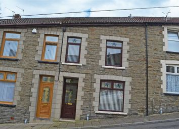 Thumbnail 3 bed terraced house for sale in King Street, Miskin, Mountain Ash, Mid Glamorgan