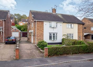 Thumbnail 3 bed semi-detached house for sale in Cherry Orchard Mount, Nottingham