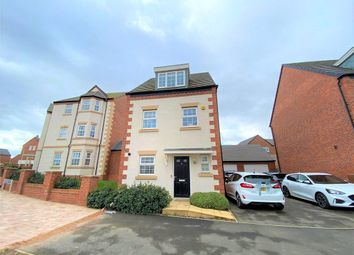 Thumbnail 3 bed detached house for sale in Peabody Way, Warwick