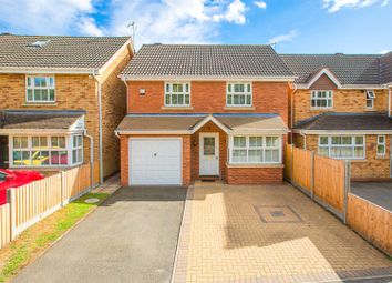 Thumbnail 3 bed detached house for sale in Southfield Drive, Barton Seagrave