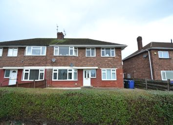 Thumbnail 2 bed flat for sale in Homefield Crescent, Scawthorpe, Doncaster