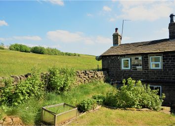 Thumbnail 2 bed cottage to rent in Lumb Terrace, Halifax