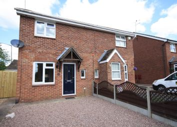 Thumbnail 2 bed semi-detached house to rent in Cornhill Grove, Kenilworth, Warwickshire