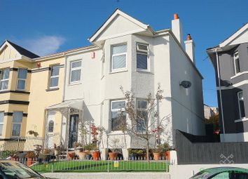 Thumbnail 3 bed property for sale in Langstone Road, Plymouth