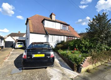 Thumbnail 3 bedroom semi-detached house for sale in Lawrence Hill Road, West Dartford, Kent