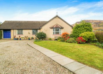 Thumbnail 4 bed detached bungalow for sale in Mosspark, North Connel, Oban