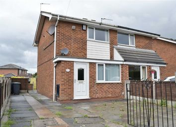Thumbnail 2 bedroom semi-detached house to rent in Ashwood Avenue, Abram, Wigan