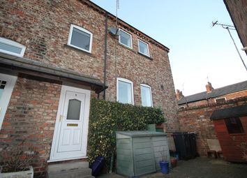 Thumbnail 2 bedroom end terrace house for sale in George Court, York