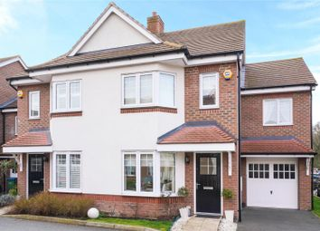 Thumbnail 4 bed end terrace house for sale in Soprano Way, Esher, Surrey