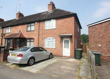 Thumbnail 3 bedroom end terrace house for sale in Strathmore Avenue, Coventry