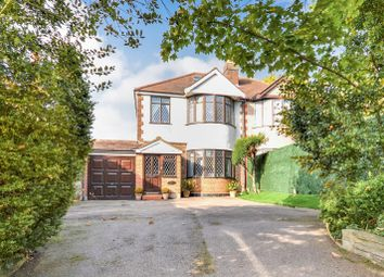 Thumbnail 4 bed detached house for sale in London Road, Brentwood