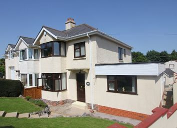 3 bed semi-detached house for sale in Margaret Road, Ogwell, Newton Abbot TQ12