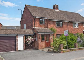 Thumbnail 3 bedroom semi-detached house for sale in Cranford Road, Petersfield, Hampshire