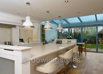 Thumbnail 3 bed terraced house to rent in Buckingham Gardens, East Molesey