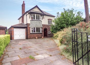 Thumbnail 4 bed detached house for sale in Birchvale Drive, Romiley, Romiley Stockport