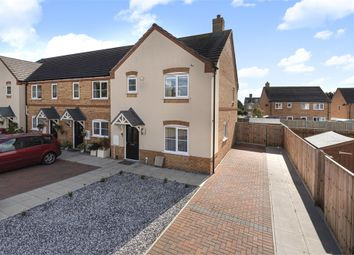Thumbnail 3 bed end terrace house for sale in Lancaster Way, Chatteris, Cambridgeshire