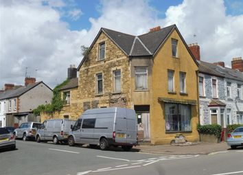 Thumbnail 4 bedroom end terrace house for sale in Broadway, Roath, Cardiff
