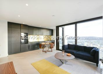 Thumbnail 2 bed flat to rent in The Waterman, 5 Tidemill Square London, London