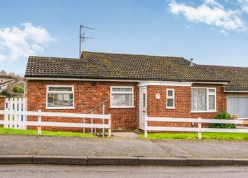 Thumbnail 2 bed semi-detached bungalow for sale in Alexandra Road, Desborough, Kettering