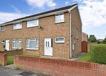 Thumbnail 3 bed semi-detached house for sale in Reculver Walk, Maidstone, Kent