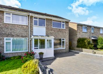 Thumbnail 3 bed end terrace house for sale in Celtic Crescent, Dorchester